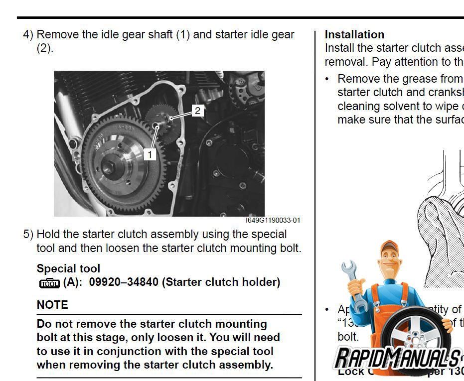 2014 Harley Sportster Service Repair Manual